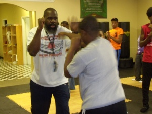 Boxing Fundamentals 2013