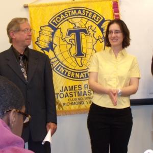 Toastmasters 2011
