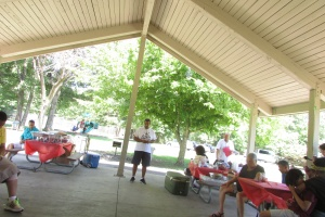 End of Year Cookout 2019